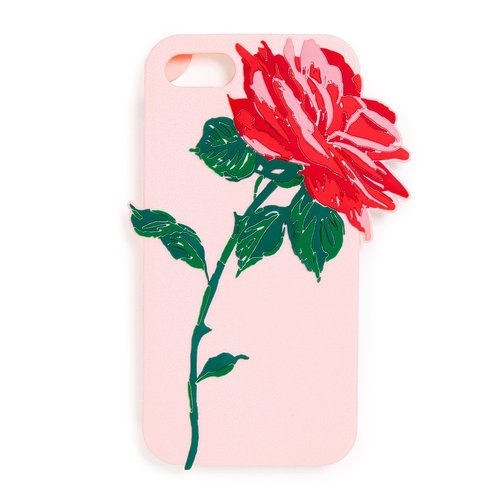 [밴도]silicone iphone 7 case, will you accept this rose?(아이폰7케이스)
