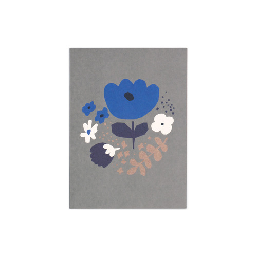 [달링클레멘타인]HARVEST FOLDED CARD - BLOOM & BLOSSOM