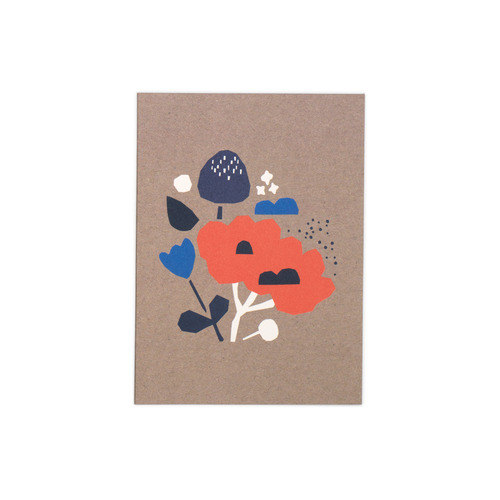 [달링클레멘타인]HARVEST FOLDED CARD - BOUQUET BLISS