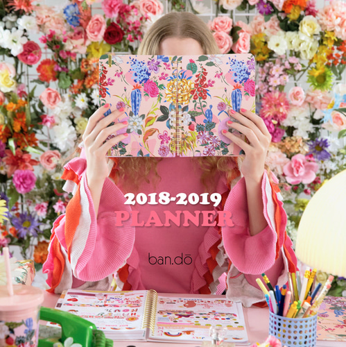 BAN.DO 2018-2019 PLANNER